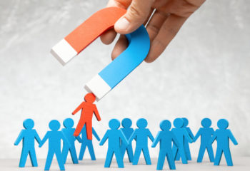 HR Magnet attracts staff leaders. Staff recruitment